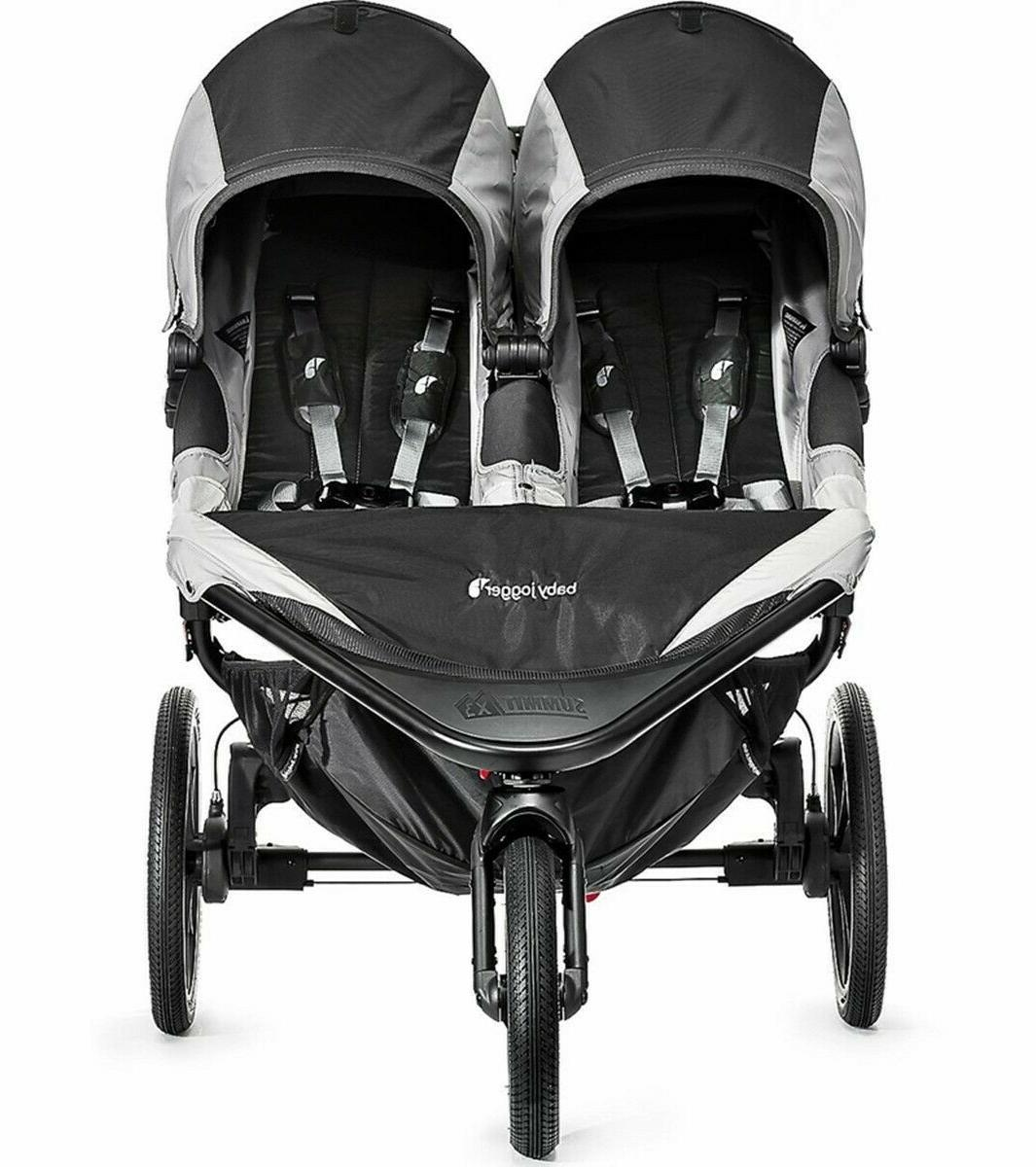 Baby Jogger Double Summit Jogging Buggy -