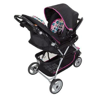 Baby Jogger Car Seat Ride Travel Safety NEW
