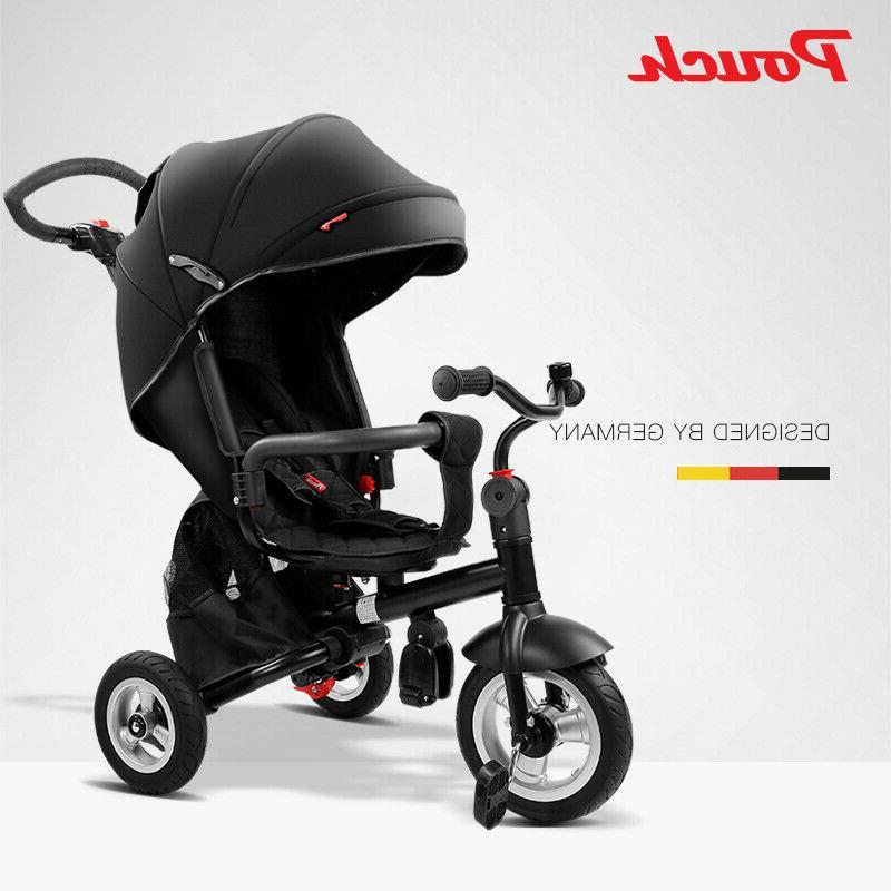 Pouch Baby Kid Stroller 3in1 Travel System Pushchair LightWe