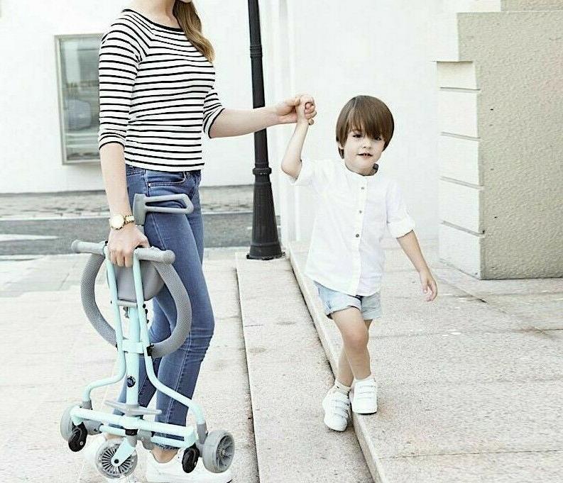 Baby Trolley Umbrella Bike Folding Children