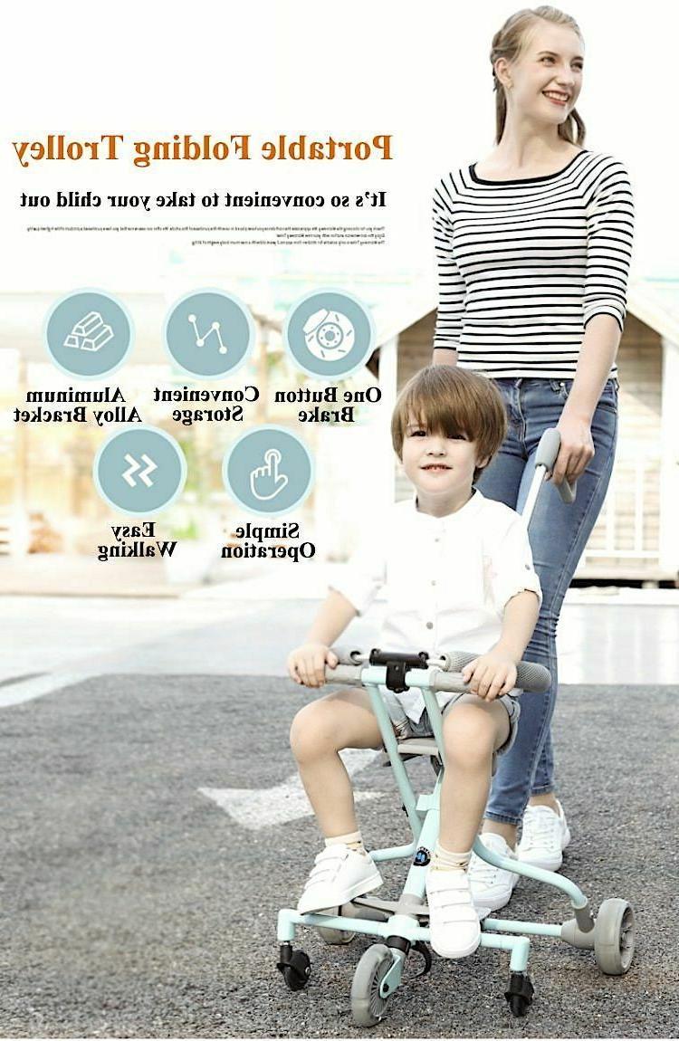 Baby Trolley Bike Ultra-lightweight Folding Children