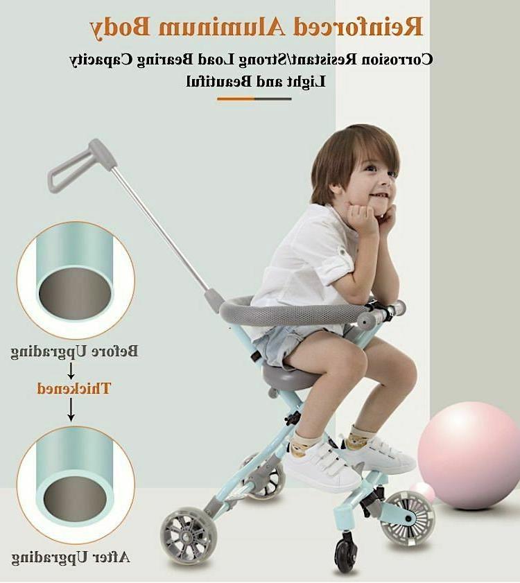 Baby Trolley Stroller Bike Children