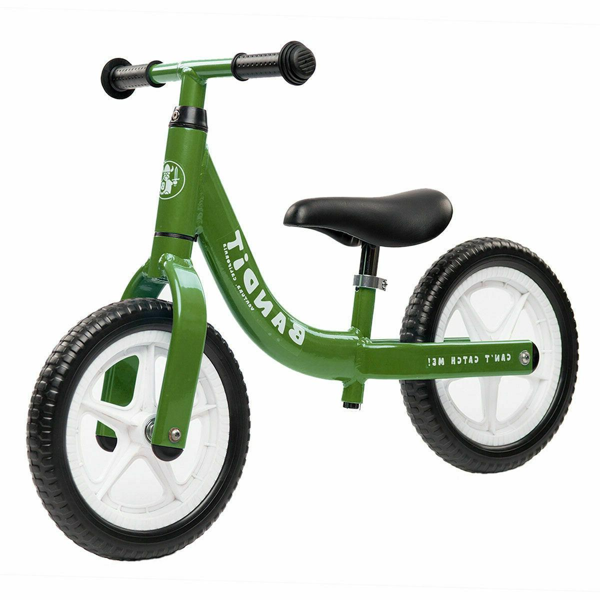 Bandit Bicycles Kids Bike Never Flat Tires Super Light for 1-6 Year