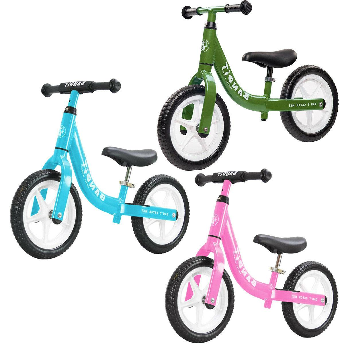 balance kids bike never flat tires super