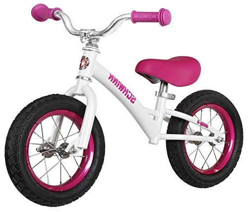 balance bike white toddler