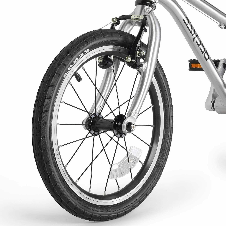 "BELSIZE Belt Drive 16/"" Kids Bike 13.67 lbs Dual VBrakes Aluminium Silver or Blue"