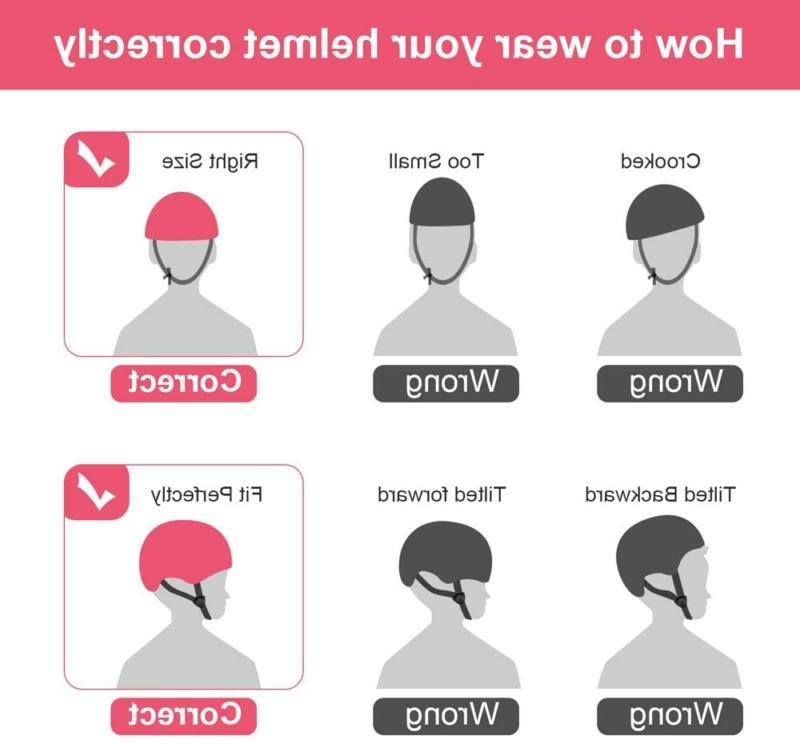 Besttravel Kids Helmet, Toddler Helmet Adjustable Toddler Helmet Ages 3-8 Y