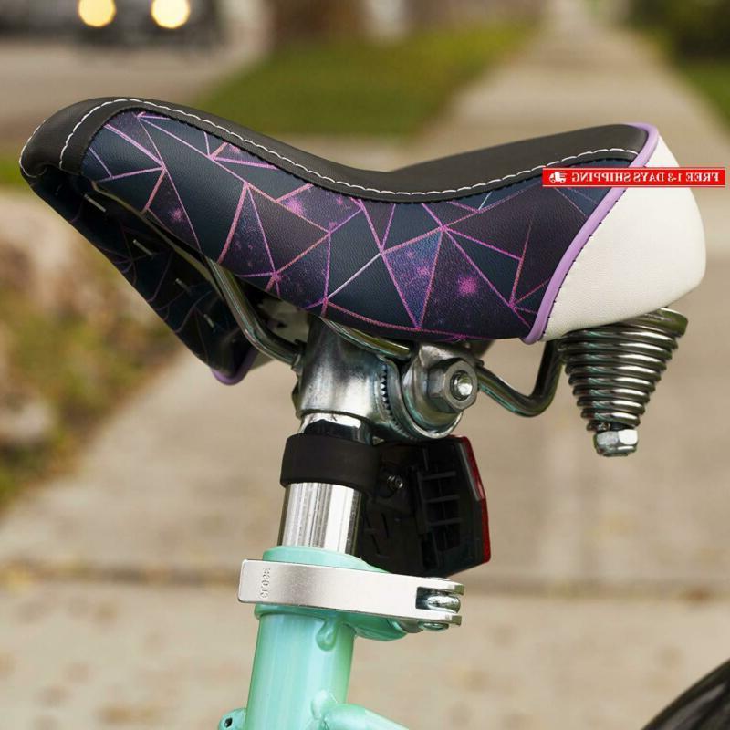 Huffy Huffy Kids Cruiser Bike Girls, 20 Inch, Teal