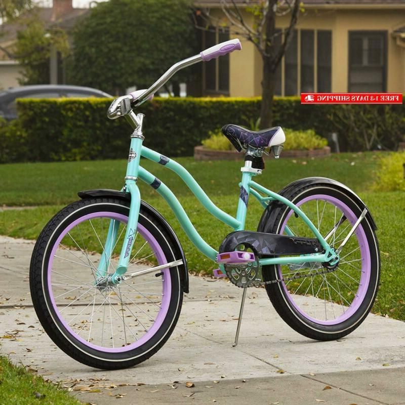 Huffy Company Kids Cruiser Teal