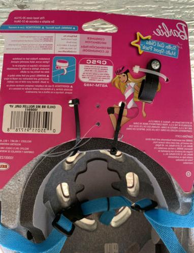 Barbie Helmet ages 5-8