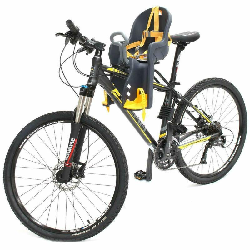 CyclingDeal Bicycle Kids Child Rear Baby Seat Bike Carrier USA Standard with