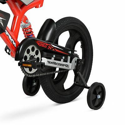 "Hyper 16"" Kids Bike with Training"