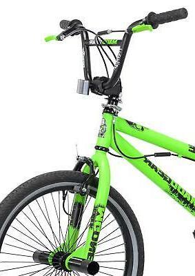 Madd 20 Kids Freestyle Bicycle - Boys & Black