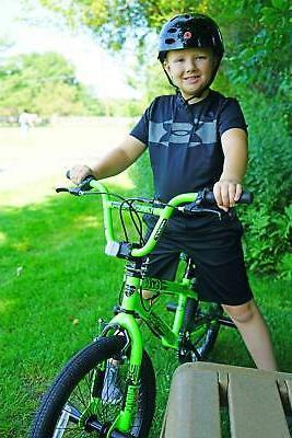 Madd Inch Kids BMX - Boys Bike, & Black