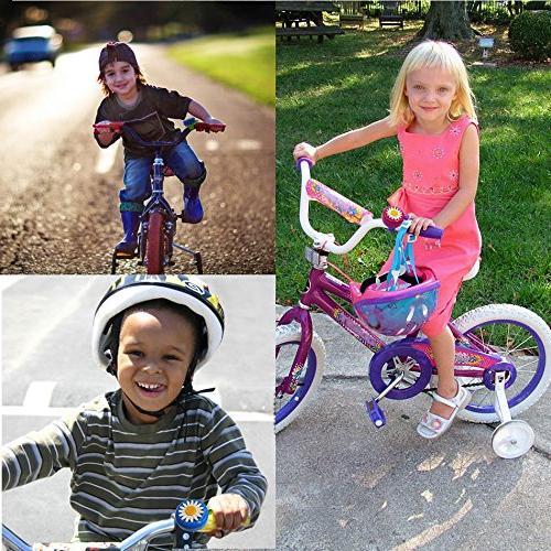 Paliston Kid's Bike Bicycle Girls, Bike Horny. Toddler Bike Bells