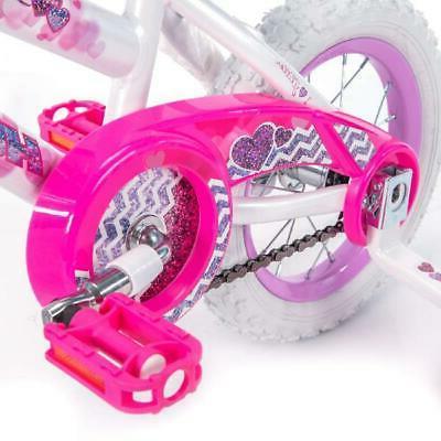 Bike Girl Huffy 12 Sea Star Speed W/ 3-5 years Pink
