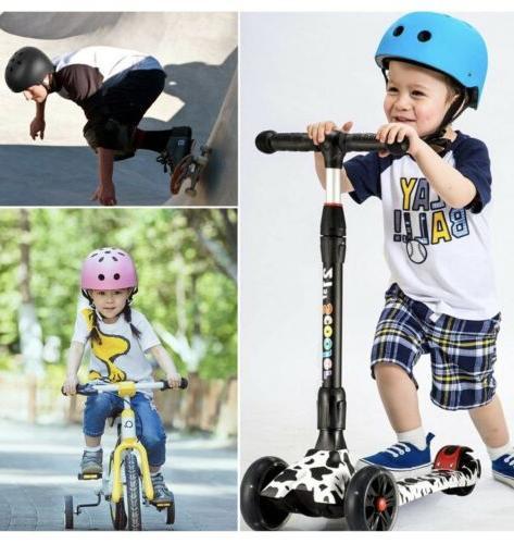 Bike Adjustable Kids Adult Skateboard