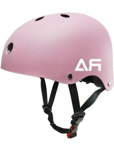 Bike Helmet,RA Adjustable Adult Skateboard Helmet