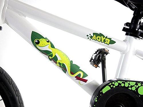 """Ryda Adventurer 16"""" Bike Training and Airless Bike"""