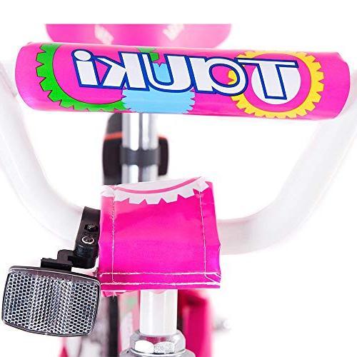 Tauki Kid Bike Bike Girls, 12 95% Assembled, Years Gift Kids