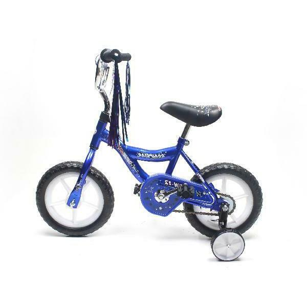 ChromeWheels BMX Bike for 2-4 Years Old, Bicycle for Girls