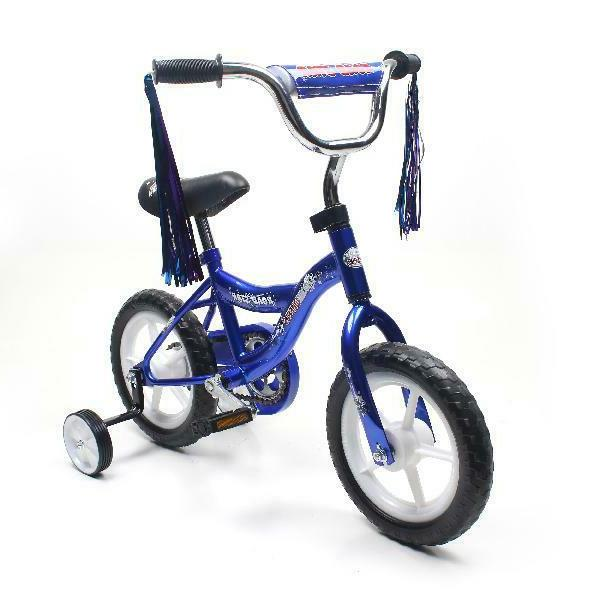 "ChromeWheels BMX 12"" Kids Bike for 2-4 Old,"