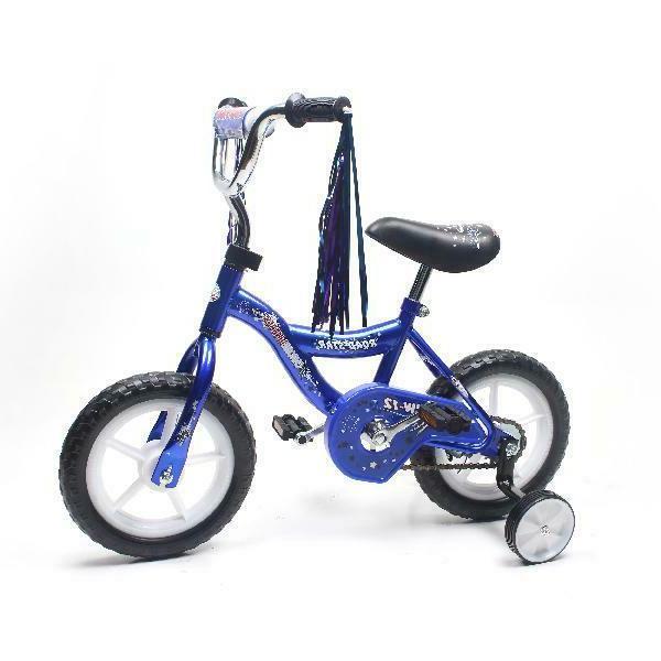 ChromeWheels Bike for 2-4 Years
