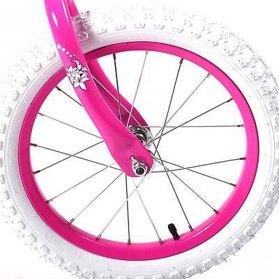 "16"" Kids Bicycle Training Wheels 16G"