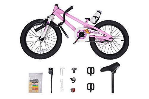 Royalbaby RB18B-6P BMX Freestyle and Training Children, 18 inch Pink