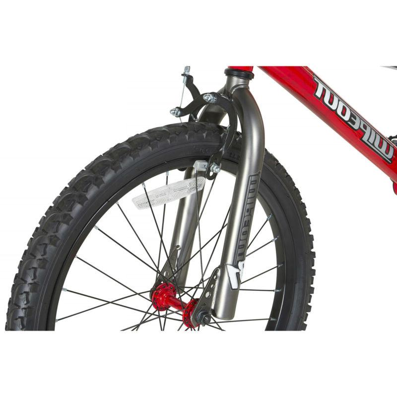 BMX Inch Bicycle Frame Kids Boys Red NEW