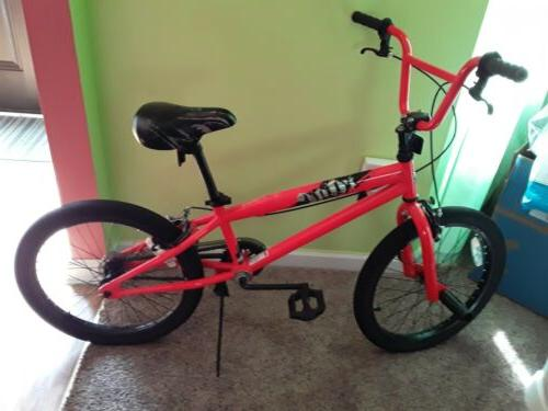bmx outdoor kids lightweight bicycle 20 inch