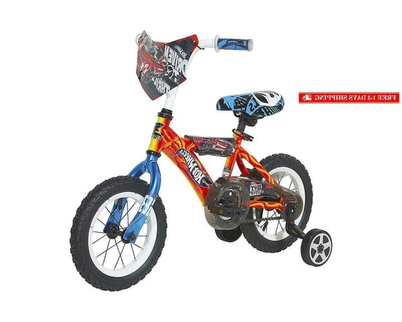 boys dynacraft bike with turbospoke 12 red
