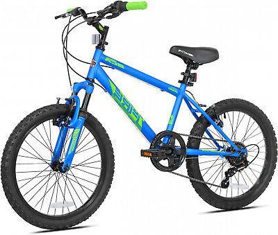 20 boys crossfire kid mountain bike off