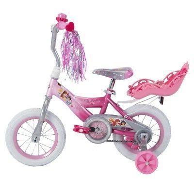 "Brand new Disney Princess 12"" Build Pink by Huffy"