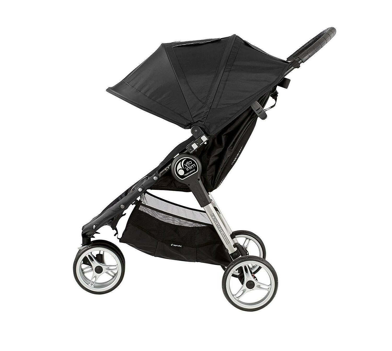 BRAND NEW Baby Jogger City Mini Black/Shadow Single