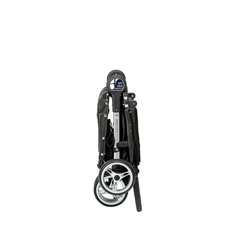 BRAND Jogger City Mini Zip Black/Shadow Single