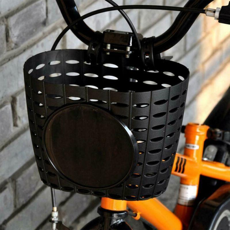 Kids Bike Bicycle Front Basket Shopping Bag
