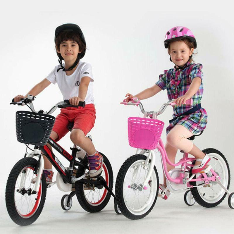 Kids Children Bike Front Shopping Storage Bag