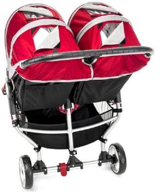 Baby Double Stroller Evergreen