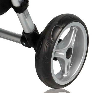 city mini rear wheel