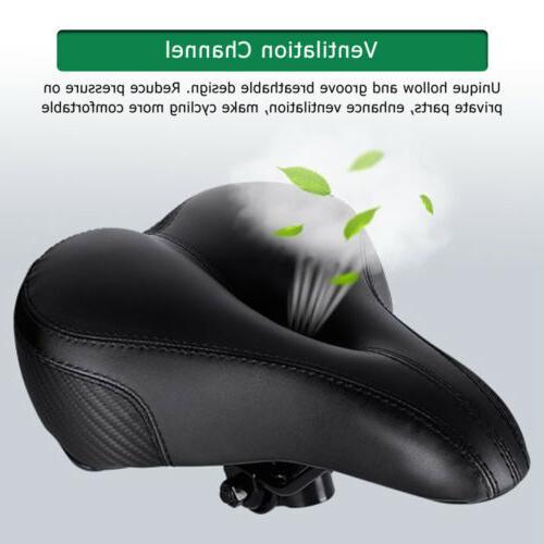 Comfort Wide Bike Seat Saddle Padded