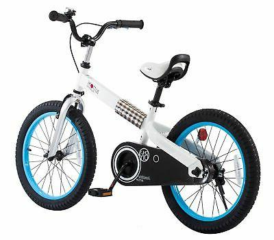 "RoyalBaby CubeTube 18"" Bicycle for Blue"