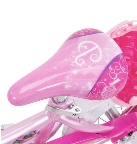 Disney Girls' Bike with by
