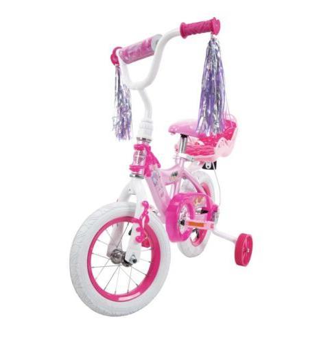 """Disney 12"""" Bike with by"""