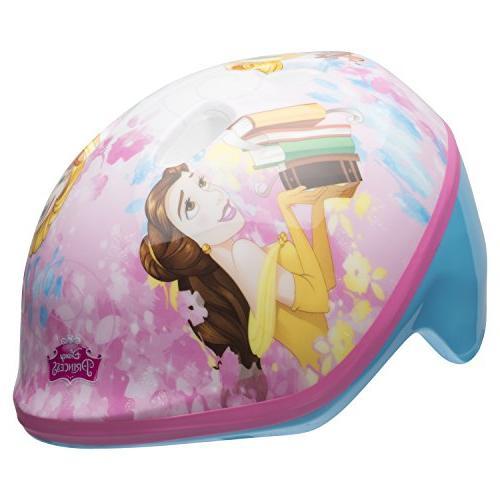 Bell Disney Princess Bicycle Sports Helmet For Girls Age 3-5 Bike Helmet NEW