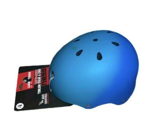 Eight Certified Kids Bike Skateboard Scooter Helmet NEW