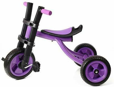 Purple High Bounce Extra Tall Tricycle Ages 3-6
