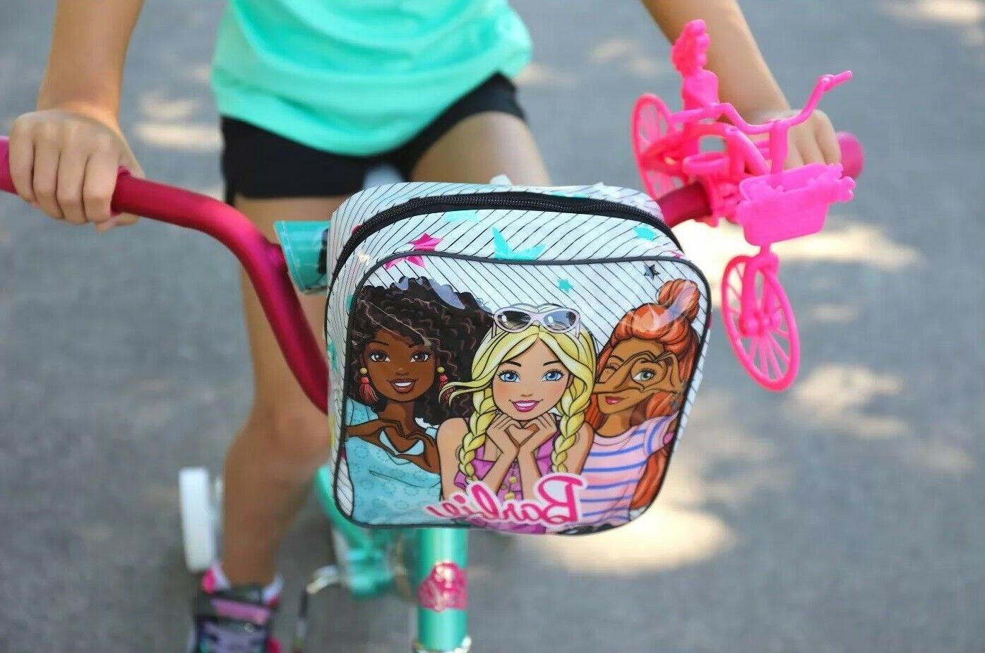 Barbie Bicycle 16 inch with Minibike