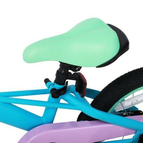 JOYSTAR Bike Bicycle with Release Trainning Wheel 16