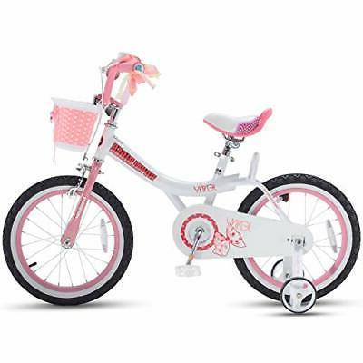 Girls Kids Jenny Inch With Kickstand Wheels